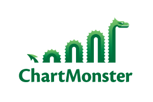 ChartMonster Logo Design