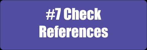 Check Your Logo Designer's References